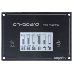 On-board mini monitor