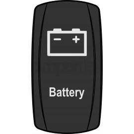 "Przycisk ""Battery"""