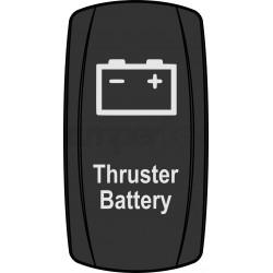 "Przycisk ""Thruster Battery"""