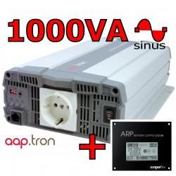 Inverter 1000W sinus