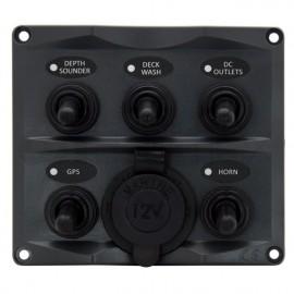 Switch Panel SP2125P
