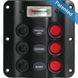 Switch Panel SP1233AP