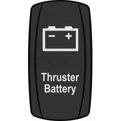 "Cover ""Thruster Battery"""