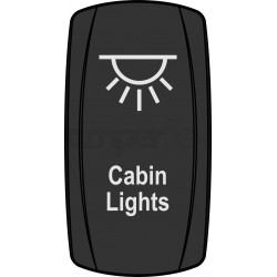 "Cover ""Cabin Lights"""