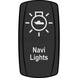 "Przycisk ""Navi Lights"""
