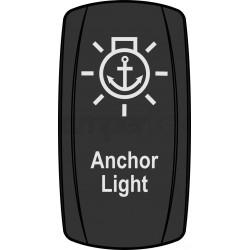 "Przycisk ""Anchor Lights"""