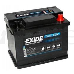 EP500 Dual AGM