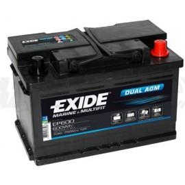 EP600 Dual AGM