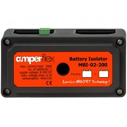 Battery Isolator MBI-02-200
