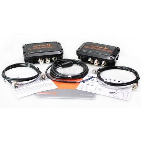 em-trak S300 AIS//VHF Antenna Splitter