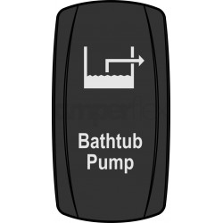 "Przycisk ""Bathtub Pump"""