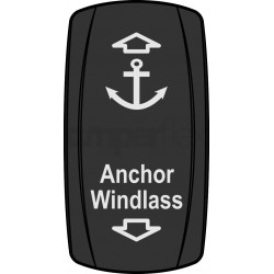 "Cover ""Anchor Windlass"""