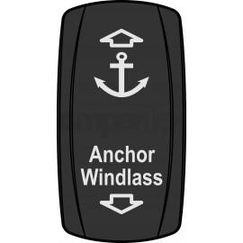 "Przycisk ""Anchor Windlass"""