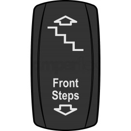 "Cover ""Front Steps"""